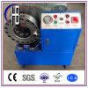 Machine van de Golfplaat van de Slang van de Hulpmiddelen van de Kabel van de Verkoop van de fabriek de Plooiende Hydraulische met 10 Matrijzen