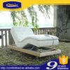 침대 치마를 가진 안락 가구 야외 활동 전기 침대 조정가능한 침대