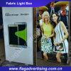 전시 직물 가벼운 상자를 광고하는 Hotsale 알루미늄 LED