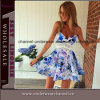 2015 Fleur imprimé en gros Lady fashion robes