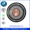 Le PVC ou le câble d'alimentation en polyéthylène réticulé à 4 coeurs Yjv de câble électrique
