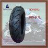 ISO Nylon 6pr, de Zonder binnenband, Met lange levensuur Band van de Motorfiets met Grootte: 300-10tl, 300-8tl