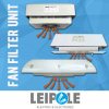 Ventilador centrífugo eléctrico de ventilación axial de la ventilación del panel del recinto de la cabina del extractor