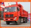 아프리카 시장을%s 10-15tons Dongfeng 6*4 덤프 트럭