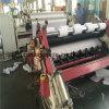Corte y rebobinado de la máquina de papel
