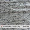De textiel Witte Katoenen van de Bloem Stof van het Kant (M3125)