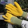 Nmsafety 3/4 Coated перчаток безопасности зимы латекса пены