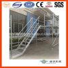 as/Nz Layher 1576 Scaffolding com Stair Ladder Platform