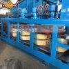 Separatore magnetico asciutto per la separazione di minerali magnetici deboli