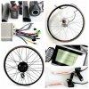 Kit eléctrico de la conversión de la bicicleta de la bici de 36V 350W del motor barato ágil del eje