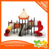 Оборудование игры малышей напольной спортивной площадки школы сказовое