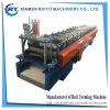 Profil de rouleau de rail de protection de l'acier formant la machine pour les matériaux de construction