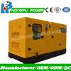 generatore diesel di Cummins di potere principale 125kVA con 10 ore di serbatoio di combustibile & ATS