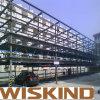 Мастерская стальной структуры Prefab передвижная светлая стальная