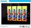 Реклама LED плакат / дисплей со светодиодной подсветкой для рекламы /блок освещения