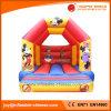 De openlucht Opblaasbare Springende Uitsmijter van Bouncy Moonwalk van het Kasteel (t1-404A)