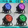 18X10W RGBW4A1 Zoom en el exterior de la luz de la etapa de luz LED PAR puede