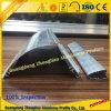La fábrica de la protuberancia de China hace los perfiles de aluminio para la protuberancia del obturador del rodillo