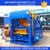 Qt4-15c automatische hydraulische betätigende Höhlung/Straßenbetoniermaschine/Gehsteig/fester Block, der Maschine herstellt