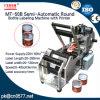 De halfautomatische Ronde Machine van de Etikettering van de Fles (MT-50B)