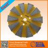 Абразивные диски металла диаманта с затыловкой крюка & петли для бетона
