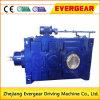 Caixa de engrenagens helicoidal do redutor de velocidade da série de Hh da indústria pesada