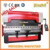 Pressionar o freio, dobrador, máquina de dobra, dobrador Wc67k 80/2500