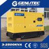 Geluiddichte Diesel van het Type 50kVA Cummins Generator met ATS