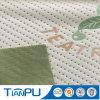 Tela impermeable del colchón del diseño del árbol del té