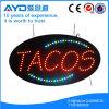 Muestra oval del Tacos LED de la energía del ahorro de Hidly