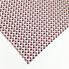 Red White Black Printed Fabricação Cotton Scotch Fabric for Clothes