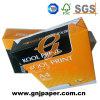 Papel de la impresión 80GSM A4 de Kool en 500 hojas por resma