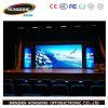 Afficheur LED de publicité d'intérieur polychrome de HD P4 pour le mur visuel