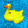 Поплавок бассеина утки PVC или TPU раздувной желтый