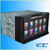 Estruendo doble DVD con GPS, menú dinámico 3D (VT-DI719G)