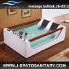 가장 새로운 사치품 2 사람들에 의하여 전산화되는 목욕탕 Jacuzzi 목욕 통 (JS-8012)
