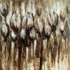 Met de hand gemaakte Olieverfschilderijen