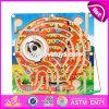 Gioco magnetico di legno W11h021 del labirinto del giocattolo educativo dei capretti dei nuovi prodotti