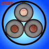ISO Certificate를 가진 15kv Copper Conductor XLPE Insulated Cable