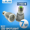 Светодиодный прожектор мощностью 7 Вт початков
