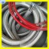 De aço inoxidável de alta temperatura do tubo de borracha do tubo de metal flexível