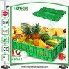 Bacs de pliage en plastique de fruits et légumes de stockage des caisses