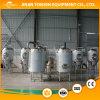 Caldera de la elaboración de la cerveza de la cuba de puré en sistema de fermentación