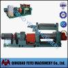 2つのロールゴム製混合製造所機械を開きなさい