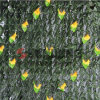 Jardin de haies de feuilles en plastique décoratifs clôture Haie artificielle