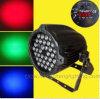 свет 36X3w RGB СИД PAR64