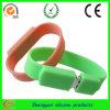 De Bestuurder van de Flits van de Armband USB van het silicone USB (sy-sub-001)