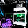 Professionnel usine nouveau modèle Mini portable pour verre et du cristal 3D Machine de gravure laser dans Crystal photo