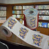 印刷されたトイレットペーパーは卸し売り製造者の新型のトイレットペーパーを設計する