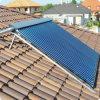 Collecteur solaire pressurisé de l'eau
